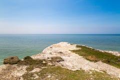 Paisaje costero, Seaford Fotos de archivo