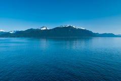 Paisaje de Alaska Foto de archivo libre de regalías