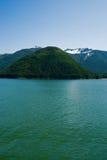Paisaje de Alaska Imagen de archivo