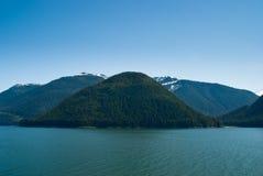 Paisaje de Alaska Foto de archivo