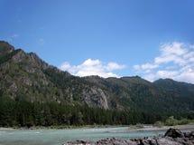 Paisaje de Altai Imagen de archivo libre de regalías