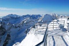 Paisaje de alto Tatras Fotografía de archivo