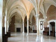 Paisaje de Amboise Fotos de archivo libres de regalías