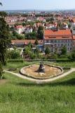 Paisaje de Bamberg Fotografía de archivo