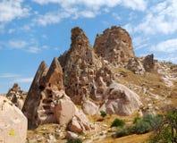 Paisaje de Cappadocia Foto de archivo libre de regalías