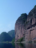 Paisaje de China imagenes de archivo