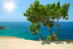 paisaje de Chipre Fotos de archivo
