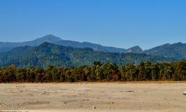 Paisaje de colinas Imagen de archivo