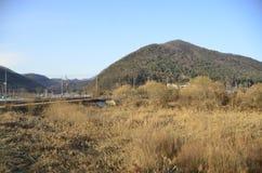 Paisaje de Corea Imágenes de archivo libres de regalías