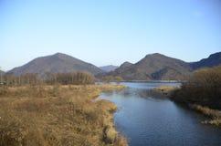 Paisaje de Corea Imagen de archivo libre de regalías