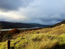 Paisaje de Cumbrian Fotografía de archivo libre de regalías