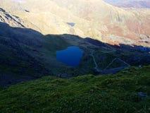 Paisaje de Cumbrian Fotos de archivo libres de regalías