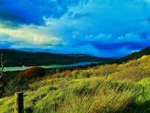 Paisaje de Cumbrian Imagen de archivo