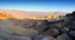 Paisaje de Death Valley Imágenes de archivo libres de regalías