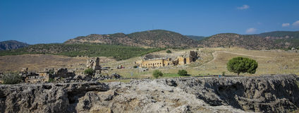 Paisaje de Ephesus Imagen de archivo