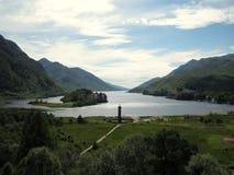 Paisaje de Escocia Imagenes de archivo