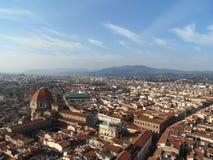Paisaje de Florencia Fotos de archivo libres de regalías