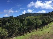 Paisaje de Gran Canaria Fotos de archivo libres de regalías