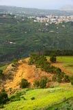 Paisaje de Gran Canaria Fotografía de archivo libre de regalías