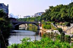 Paisaje 013 de Guilin Fotografía de archivo