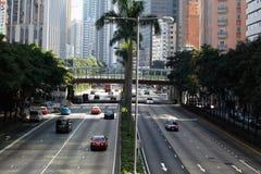 Paisaje de Hong-Kong foto de archivo