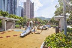 Paisaje de Hong-Kong Fotos de archivo
