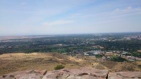 Paisaje de Idaho Fotos de archivo