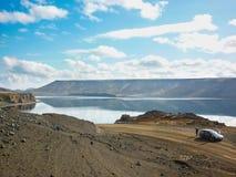 Paisaje de Islandia Imagenes de archivo