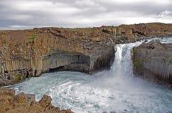 Paisaje de Islandia Fotografía de archivo