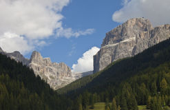 Paisaje de Italia Fotografía de archivo