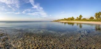 Paisaje de Key West Fotografía de archivo libre de regalías