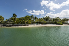Paisaje de Key West Fotografía de archivo