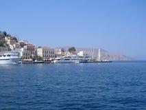 Paisaje de Kreta imágenes de archivo libres de regalías