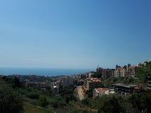 Paisaje de Líbano Fotos de archivo