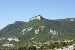 Paisaje de la alta montaña Imagen de archivo