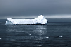 Paisaje de la Antártida Fotos de archivo libres de regalías