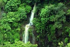 Paisaje de la cascada Fotos de archivo libres de regalías
