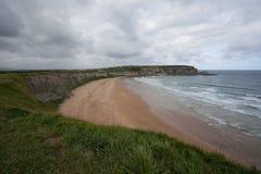 Paisaje de la costa Imagenes de archivo