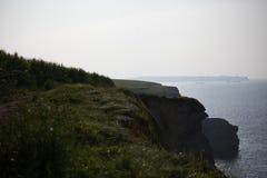 Paisaje de la costa Fotografía de archivo