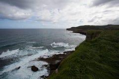 Paisaje de la costa Foto de archivo libre de regalías