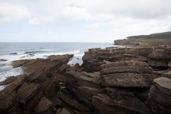 Paisaje de la costa Imágenes de archivo libres de regalías