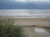 Paisaje de la duna de arena imagen de archivo
