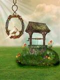 Paisaje de la fantasía Fotografía de archivo libre de regalías