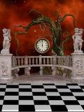 Paisaje de la fantasía Imagen de archivo libre de regalías