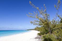 Paisaje de la isla caribeña fotos de archivo