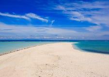Paisaje de la isla tropical filipinas foto de archivo libre de regalías