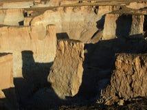 Paisaje de la meseta Foto de archivo