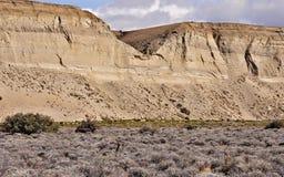 Paisaje de la montaña. imagenes de archivo