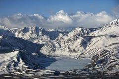 Paisaje de la montaña. Imágenes de archivo libres de regalías