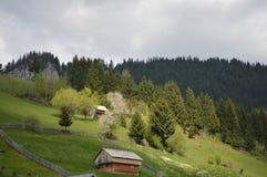 Paisaje de la montaña Imagen de archivo